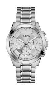bulova men s stainless steel chronograph watch shop your way bulova men s stainless steel chronograph watch shop your way online shopping earn points on tools appliances electronics more