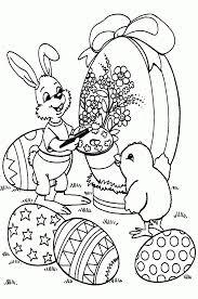 Coloriages De Paques Coloriages De Pques Winnie The Pooh