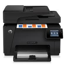 Hp Color Laserjet Pro M177 Wifi Multifunction Laser Printerl