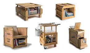 packing crate furniture. packing crate furniture peveto turns shipping crates into awesome industrialstyle u2013 w