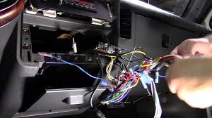 1989 ford bronco stereo change out youtube 89 Ford Factory Stereo Wire Harness 1989 ford bronco stereo change out Clarion VZ401 Wire Harness