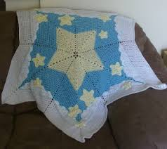 Free Crochet Baby Afghan Patterns Enchanting Starry Starry Night Baby Afghan Free Crochet Pattern Inner Child
