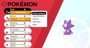 Pokémon Sword and Shield: All Pokémon natures