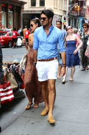 How To Wear White Shorts 108 Looks Men S Fashion