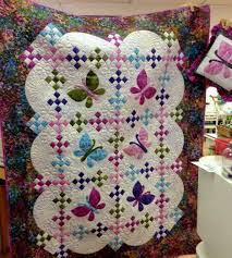 My Butterfly Quilt, Decorative Pillow and Pillowcase | Quilts ... & My Butterfly Quilt, Decorative Pillow and Pillowcase Adamdwight.com