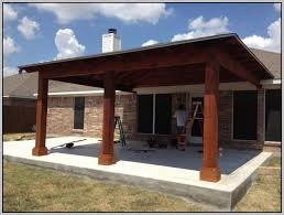 Attached Covered Patio Ideas ketoneultrascom