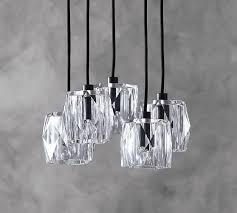 crystal pendant lighting. Maxfield Crystal Round Multi-Pendant Pendant Lighting