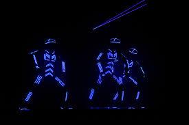 Tron Dance Lights Led Artists For Hire Led Tron Dancers Led Dancers