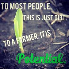 40 QUOTES THAT CELEBRATE AGRICULTURE Corn Corps Blog Cool Farming Quotes