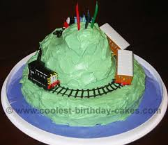 20 Coolest Train Cake Ideas To Inspire Your Birthday Cake Decorating