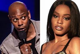 Azaelia Banks' Extra Marital Affair With Dave Chapelle Has Twitter FREAKING  Out Because...