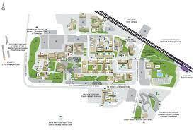 אוניברסיטת בן-גוריון בנגב - מפות
