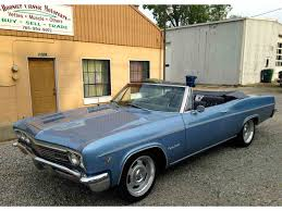 1966 Chevrolet Impala SS for Sale | ClassicCars.com | CC-999688