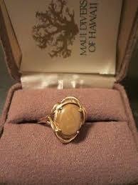 maui divers hawaiian gold c ring ebay c ring c jewelry sugar and
