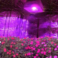 Hydroponic Light Reflectors Usa Stock Cob Reflector Hydroponic Lightings Full Spectrum