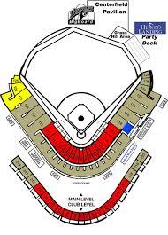 Coca Cola Field Buffalo Ny Seating Chart With Rows Field