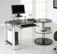 desk glass cover office desk with glass top throughout office cover home computer desks table and desk glass cover