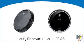 Eufy Comparison Chart Eufy Robovac 11 Vs Ilife A6 Differences Explained