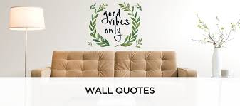 Wall Sticker Quotes Inspiration Wall Decal Quotes For Every Room