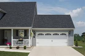 double carriage garage doors. Double Carriage Cascade White Garage Doors G