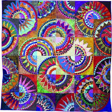 98 best New York Beauty quilts images on Pinterest | Circles ... & National Juried Show 2016 ~ Canadian Quilters' Association Adamdwight.com