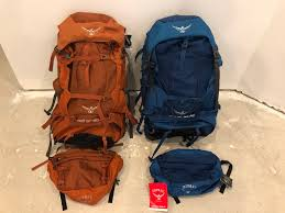 Fs 2018 Osprey Aether Ag 60l Size Small Backpacking Light