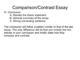 day four agenda a     b      comparison essay format movie