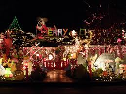 cool christmas house lighting. Decorated House However Found Best Cool Christmas Lighting S