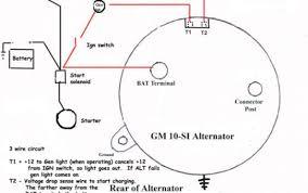 three wire alternator hook up facbooik com Gm 1 Wire Alternator Wiring Diagram delco remy alternator wiring diagram 3 wire wiring diagram 1989 gm alternator wiring diagram 1 wire