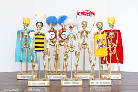 Halloween Costume Awards Halloween Costume Award Trophies Part 2 Make It And Love It