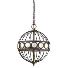 acclaim lighting aria 3 light indoor oil rubbed bronze chandelier