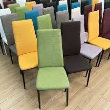 Furniture 2/4/<b>6 pcs Dining Chair</b> Zigzag Shape Kitchen Dining Room ...