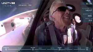 Bransons Kurztrip ins All: Was Sie wissen müssen - ZDFheute