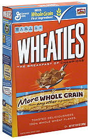wheaties cereal
