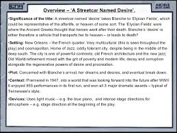 a streetcar d desire revision powerpoint a streetcar d desire revision powerpoint 2