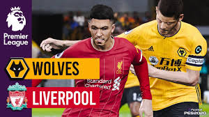 WOLVES vs LIVERPOOL | English Premier League Highlights 2020 Gameplay