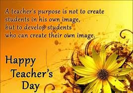 Teachers Day Beautiful Quotes Best of Happy Teachers' Day Best Quotes SMSes Wishes To Share On WhatsApp