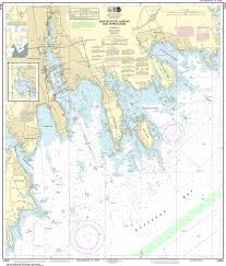 Noaa Nautical Chart 13232 New Bedford Harbor And Approaches