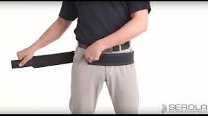 Serola Sacroiliac Belt