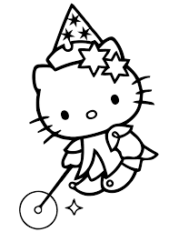 Hello kitty happy thanksgiving hello kitty easter bunny. Hello Kitty Magician Coloring Page Hm Coloring Pages Hello Kitty Colouring Pages Hello Kitty Hello Kitty Coloring