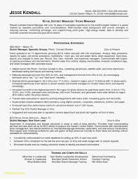 Security Operations Manager Resume New 23 Operations Manager Resume