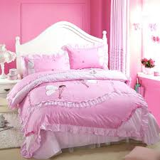 comters queen size toddler bed girl bedding