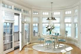 Beach Window Curtains Beach House Window Treatments And With Roman Blinds  You Would Still Get Privacy