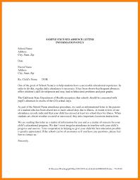 Formal Sick Leave Letter Staruptalent Com