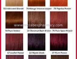 Loreal Hair Color Chart Loreal Hair Color Codes Lajoshrich Com