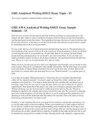 gre essay gre essay topics org argument essays gre examples durdgereport886webfc2com view larger