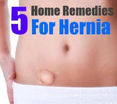 inguinal hernia home treatment