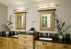 led bathroom vanity lights led vanity light bulbs brown cabinet modern wooden mirror led lights white