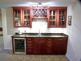 Wet Bar Ideas For Basement Image Of Basement Bar Ideas With Low