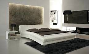 contemporary leather bedroom furniture. Modern White Leather Bedroom Furniture Latest Contemporary
